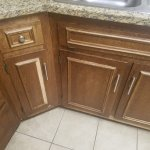 Broken cabinets Chelsea villa