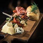 Charcuterie & Cheese share board