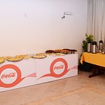 Sala de Evento Coffee Break