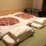 they will prepare the futon while u are away for dinner