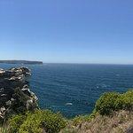 Beautiful views at Gap Bluff