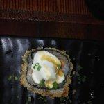 Sushi en Buda Beach, delicious!