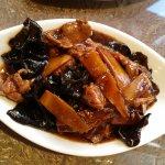 Porc aux champignons noirs