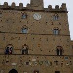Palazzo Priori by day