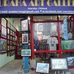 Sauraha Art Gallery