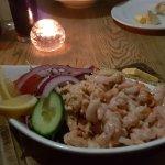 Dorset crab and prawn cocktail