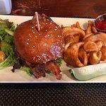 Tavern burger $12-$13