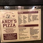 Andy's Pizza Photo