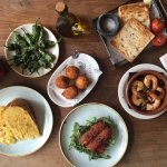 Classic tapas at Brindisa Kitchens