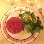 Tuna tartare...sophisticated and so fresh