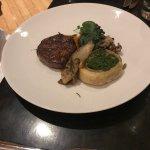 Miyazaki Kuroge Washu Beef at the Cooperleaf Restaurant.