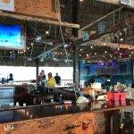 TVs & Bar
