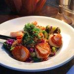 Seasonal Vegetable Saute