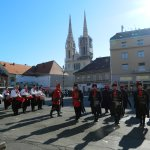 Guard of Honour of the Cravat regiment
