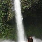 The La Fortuna Waterfall