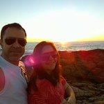 Por do Sol em Punta Dels Leste