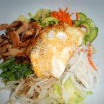 Chicken Bibimbop ~ Yong's Kal-Bi, Waimea, HI