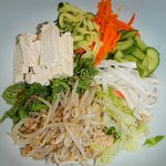 Vegetarian Bibimbop ~ Yong's Kal-Bi, Waimea, HI