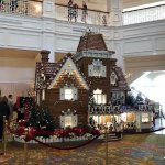 Main Building-Ginger bread house