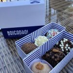 Brigadeiro boxes