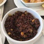 Black rice side order