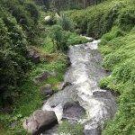 Peguche Waterfall Foto