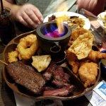 pu pu platter for three :)