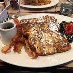 Hearty Serving of French Toast!