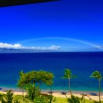 View of Ocean from Maui Westin Kaanapali Villas South Property
