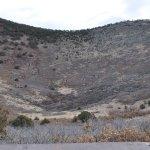 Capulin Volcano Rim Hike Views & Features