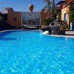 Hotel Mamma Santina pool
