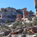 Devil's Kitchen Area of Colorado Monument