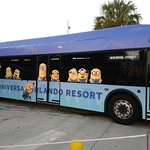 Photo de Universal's Cabana Bay Beach Resort