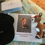 Personalized Book and Stuffed Animal