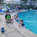 Pool at the Ocean Suites