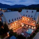 Foto de Mountainside Lodge