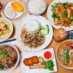 Thai Foodies House Dishes