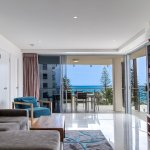 Two Bedroom Ocean Apartment.