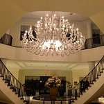 Great Chandelier on Lobby areas...