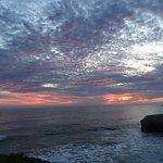 Foto van Natural Bridges State Beach