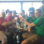 Lifting a cold one to celebrate a happy holidays from The Green House in St Thomas. Dec 2017. #M