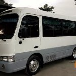Lalaguna Villas Minibus - Available for any group-transfers
