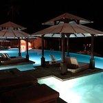 Adult pool cabanas