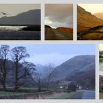views all very near to The Llancrigg Country House// ideal central location to get to from Llanc