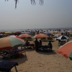 Baga Beach, Goa, India.