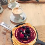 Pancake frutti di bosco
