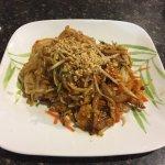 Stir Fried Prawn Pad Thai