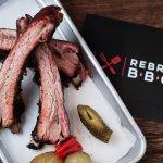 Rebra BBQ food
