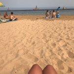Photo de Playa de las Teresitas