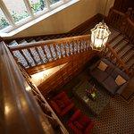 Lobby/Staircase